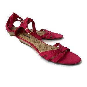 Merona   Kitten Wedge Sandal Espadrilles